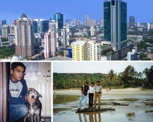 Kunals childhood in Mumbai